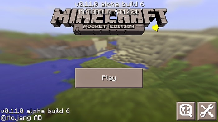 Captura de Minecraft Pocket Edition 0.11.0 beta 6 para Android