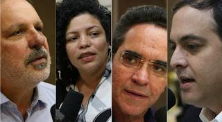 Rádio Liberdade promove debate nesta terça-feira com candidatos ao Governo de Pernambuco