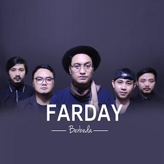 Lirik Lagu Berbeda - Farday
