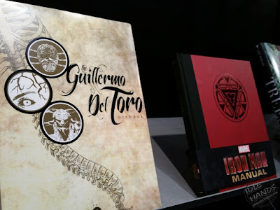 BEA 2018 Insight Editions Upcoming Book Releases Guillermo Del Toro and Iron Man