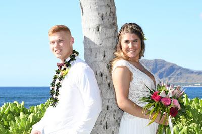 Ko Olina Beach Weddings