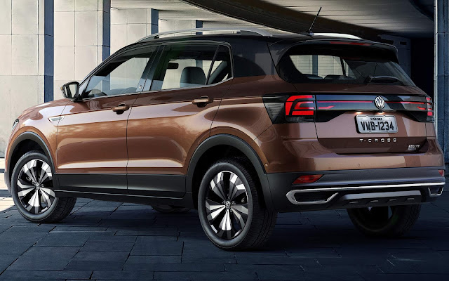 Volkswagen T-Cross - venda