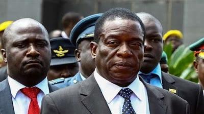 رئيس زيمبابي الجديد