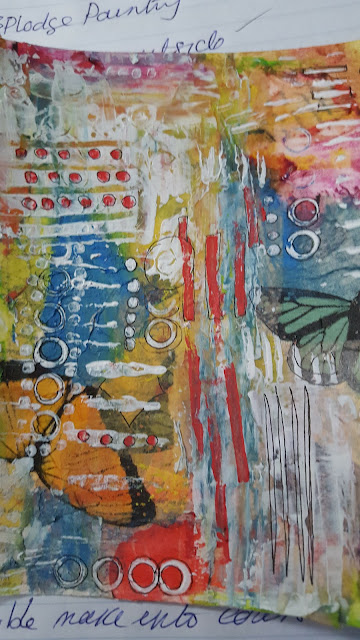 Amanda Trought - Mixed Media Artist