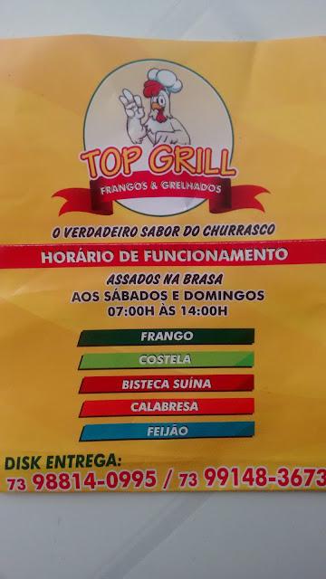 TOP GRILL  - O VERDADEIRO SABOR DO CHURRASCO
