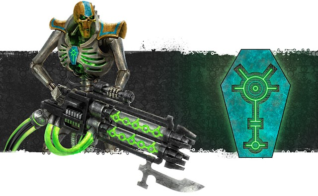 Necrons Codex Preview: The Nihilakh Dynasty, Doomsday Arks, and Lychguard
