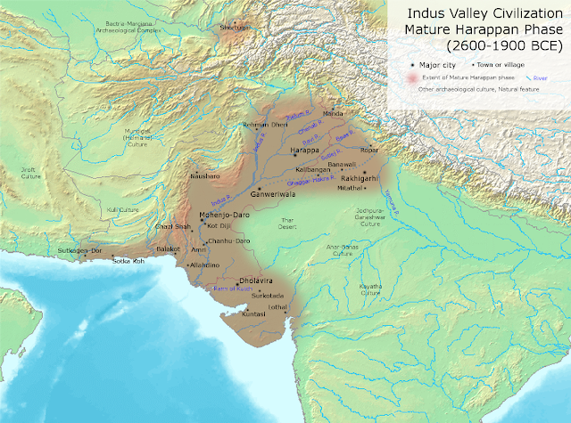 Indus Valley Civilization Sites