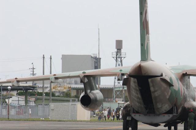 Air Base Festival at JASDF Shizuhama Air Base, Shizuoka