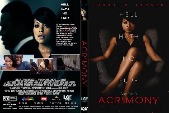 Acrimony DVD Cover