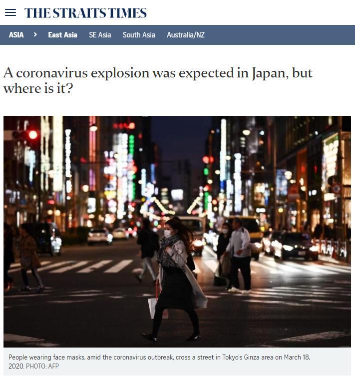 コロナ 日本 世界 の 反応