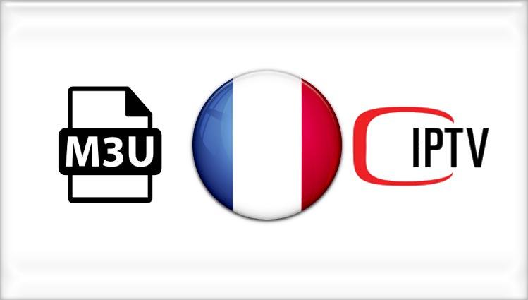IPTV French M3u Playlist 30-12-2018