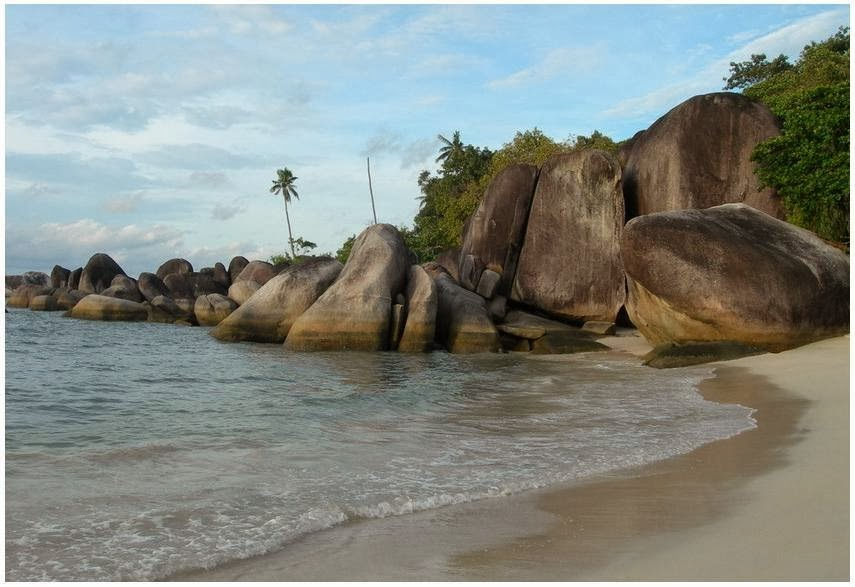 tour and travel visit belitung timur