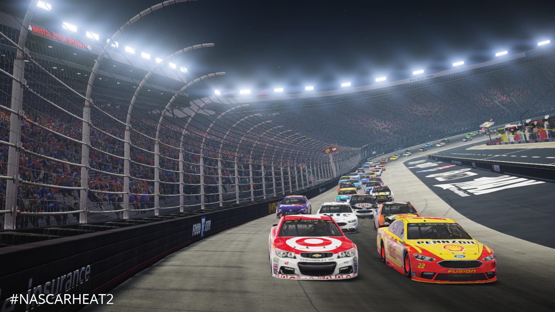 Background Images Read Games Review: Download NASCAR Heat 2 HD Wallpapers