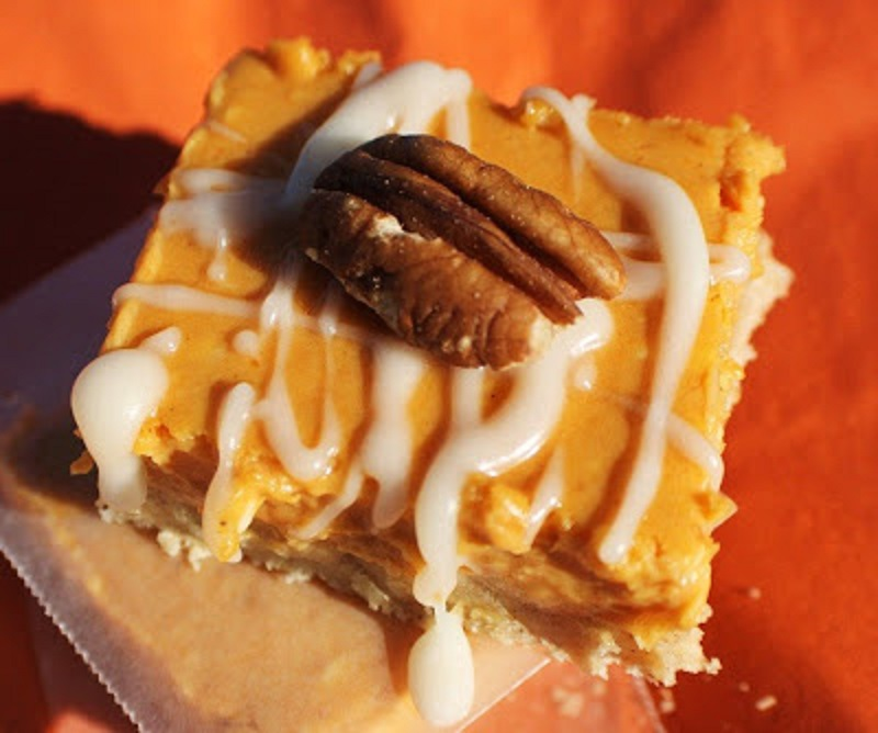 Pumpkin Jelly Roll With Cake Mix Recipe