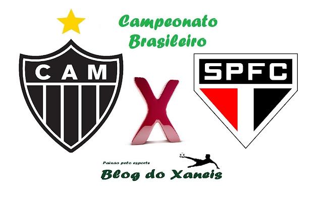 Atlético x São Paulo Brasileirão Série A amanhã, 17:00 Estádio Independência