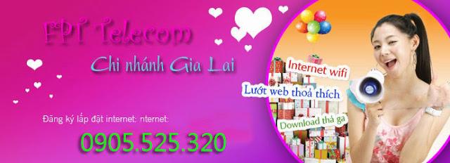 lắp đặt mạng internet fpt phường Ia Kring, Gia Lai