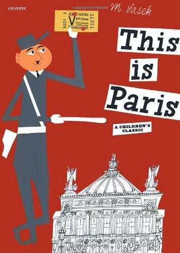 This is Paris, part of children's book review list about France