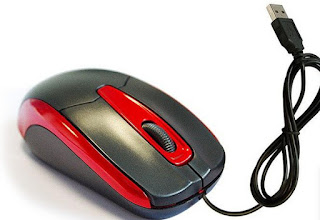 Pengertian mouse, Jenis jenis Mouse Dan Fungsinya