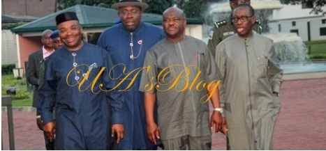 South south governors meet in Rivers, support Wike's demand for 13% derivation