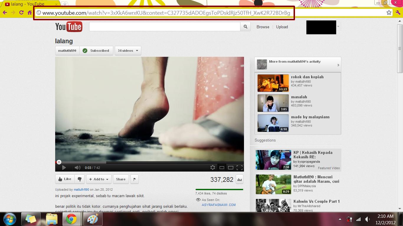 MisEyz Blurz: Download Video dari Laman Web dengan MUDAH - photo#18