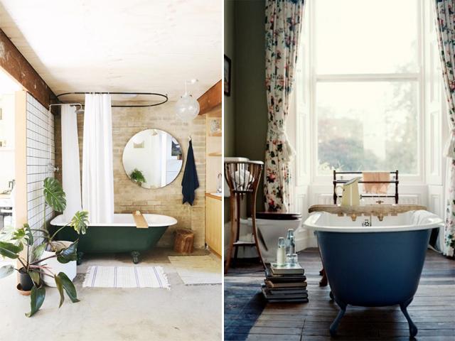 Lovers Of Mint Blog Déco Bohème Et Cool Lifestyle - Idees deco salle de bain