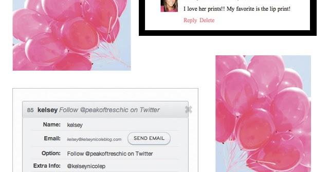kelsey staples giveaway winner facebook