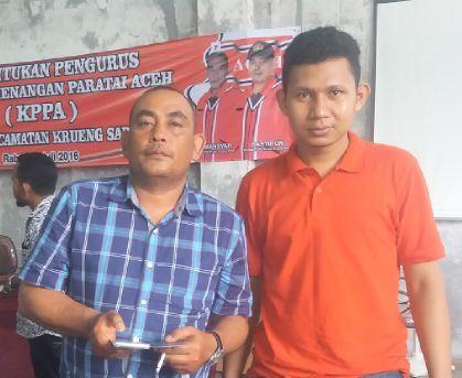 PA Pusat Keluarkan Rekom untuk T. Irfan TB – Abu Yus