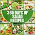 Cookbook Salad Of 365 Reviews