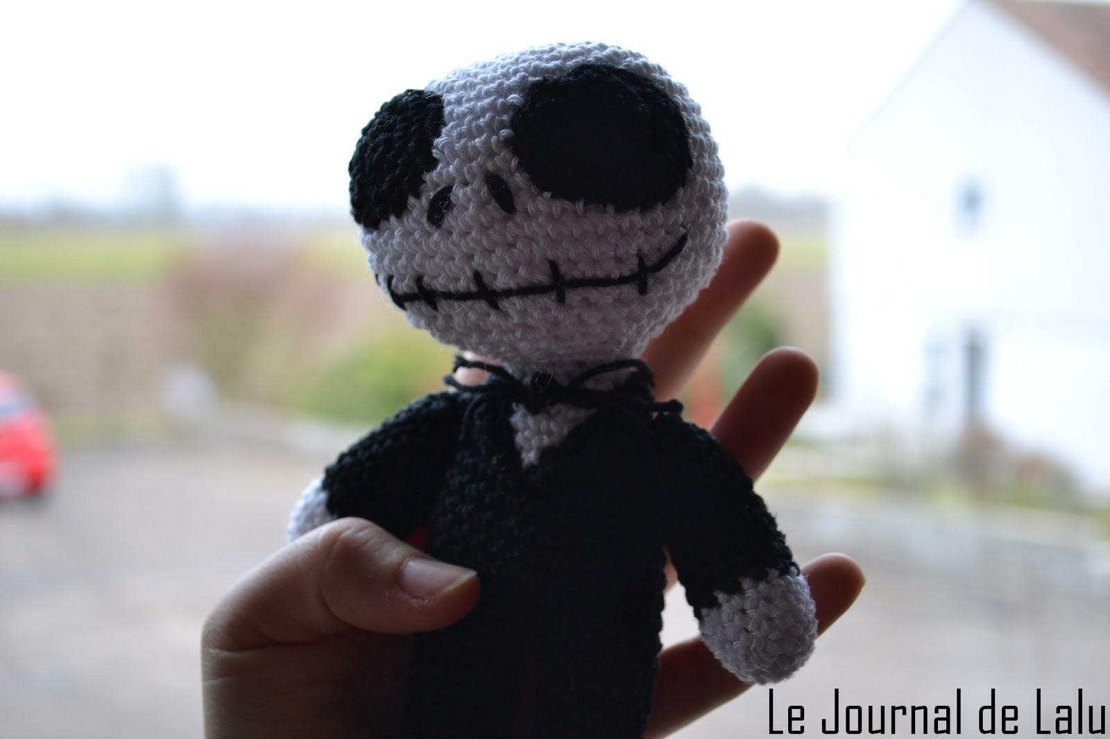 48 Ideas Crochet Amigurumi Halloween Jack Skellington For 2019 | 1066x1600