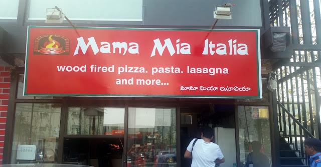 Mama Mia Italia