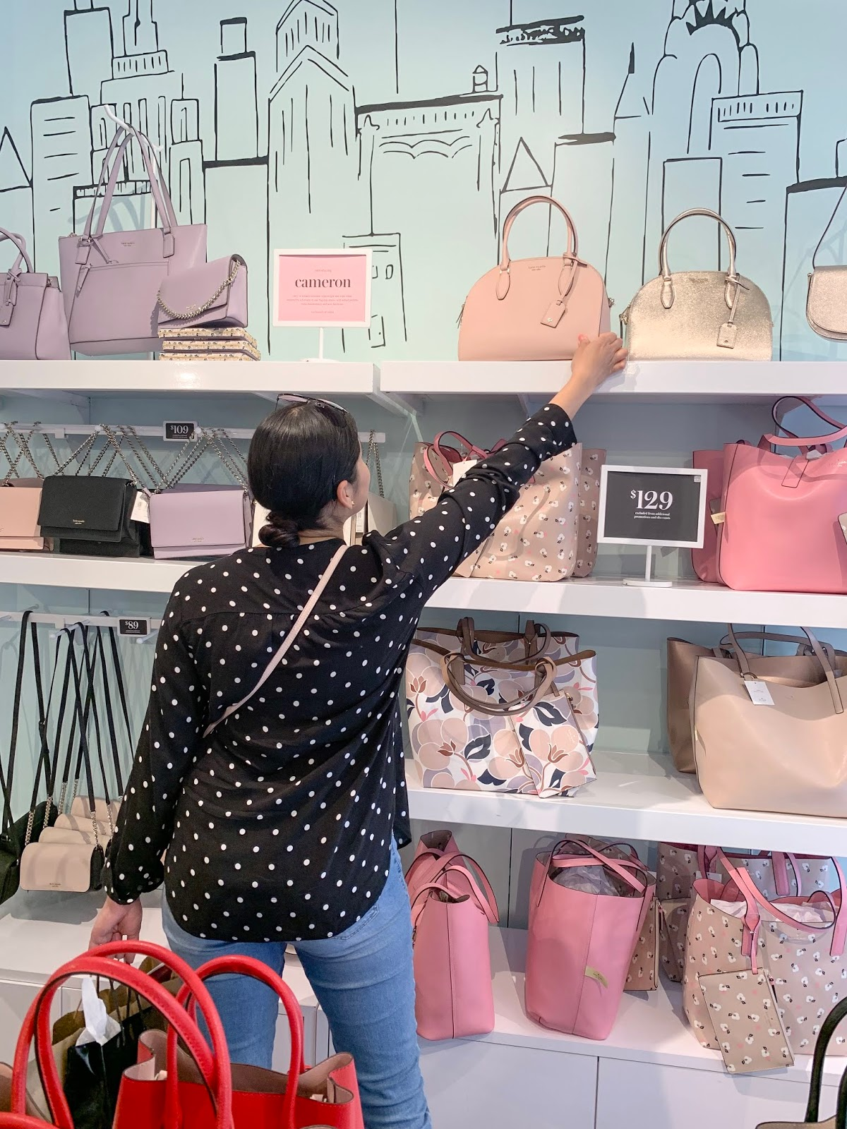 Las Americas Premium Outlet Kate Spade Factory, kate spade factory shopping