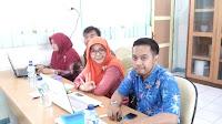 Pelatihan Penulisan Soal Online bagi Guru SMAN 110