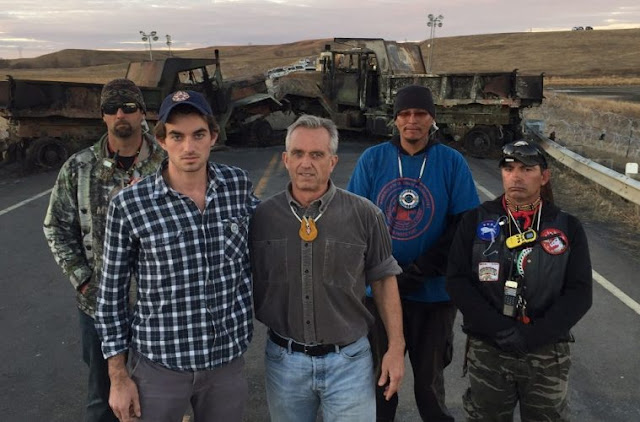 "Robert F. Kennedy Jr. Pens an Urgent Letter: ""I'll See You at Standing Rock""  Robert-759x500"