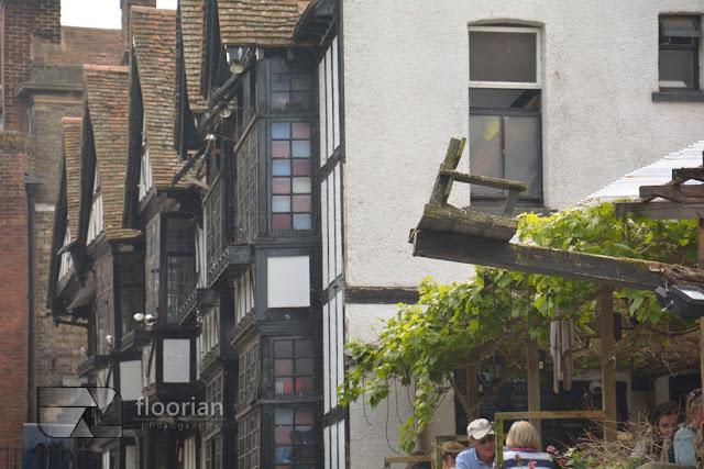 Rejs łodzią po rzece Stour w Canterbury - największa atrakcja turystyczna Canterbury