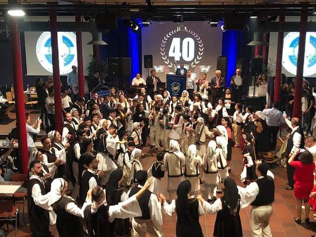 Η Περιφέρεια Ηπείρου στις εκδηλώσεις του Ηπειρωτικού Συλλόγου Μπίλεφελντ