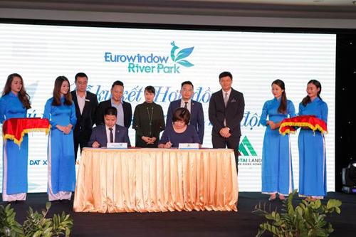 Lễ mở bán căn hộ Eurowindow River Park