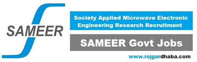 sameer-society-applied-microwave-electronic-engineering-research-jobs