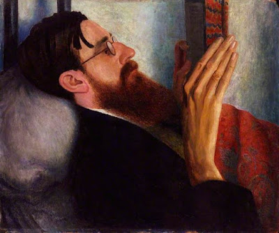 Dora Carrington: Lytton Strachey