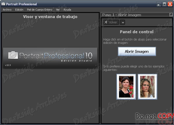 Portrait professional studio 10.9.5
