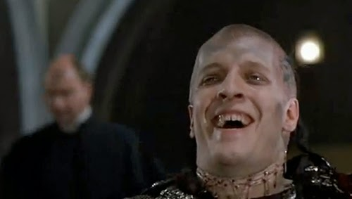 You D Have Thought Immortals Would Be More Discerning Of Ephemeral Fashions After Centuries Or Millennia But Connor And The Kurgan Clancy Brown Ear To