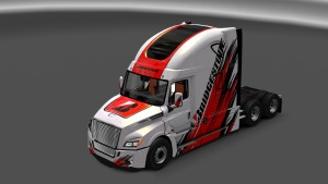 Bridgestone Skin for Freightliner Cascadia 2018