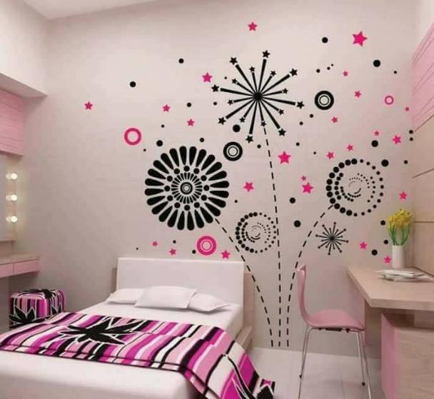 Contoh Desain Gambar Untuk Hiasan Dinding Rumah Dan Kamar ...