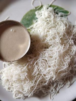 Rice Noodles/Shavige / Akki shavige