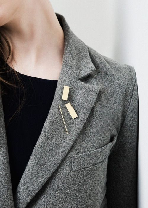 Accessory-trends 2016: Brooches Are Back
