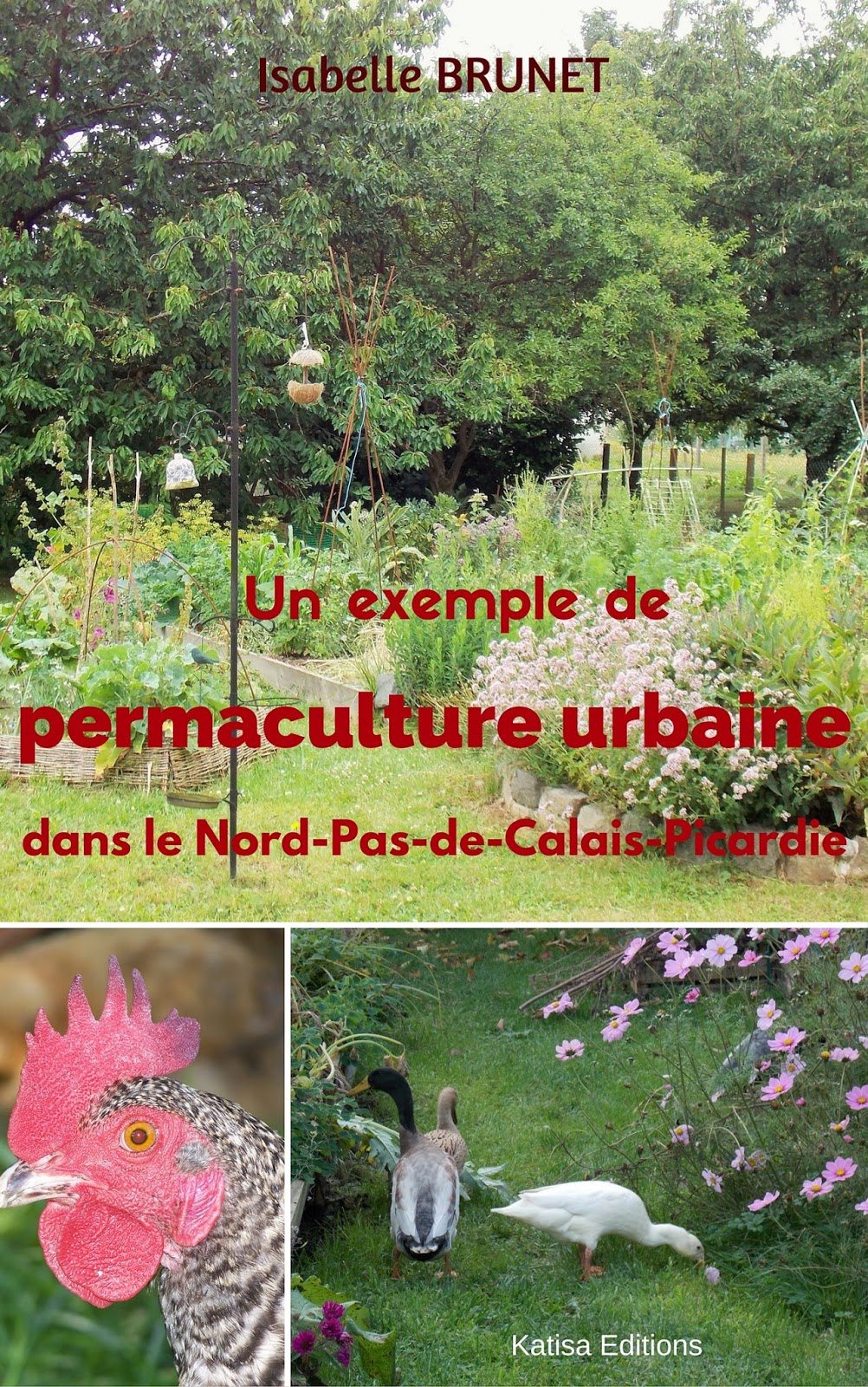 En avant premi re la couverture de mon livre sur la permaculture for Livre sur la permaculture