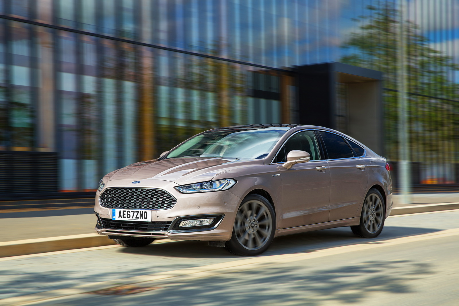 Ford May Shift Fusion And Mondeo Production To China In ...