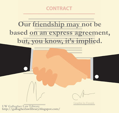 Two hands shaking over an image of a signed contract.