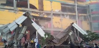 7 wilayah yang diramalkan terkena gempa setelah palu