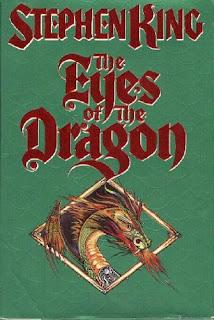 Stephen King, The Eyes of the Dragon, Stephen King Books, Stephen King Store