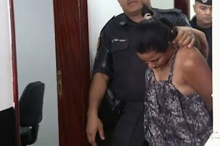 Mulher é presa por matar gestante e cortar barriga para retirar bebê